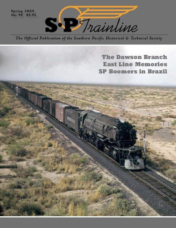 Trainline Issue 099