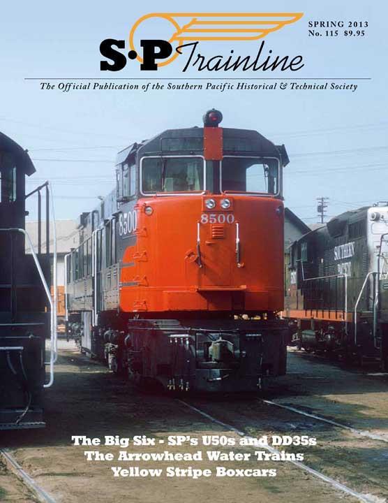 Trainline Issue 115