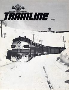 Trainline Issue 001 - reprint