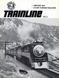 Trainline Issue 003 - original run