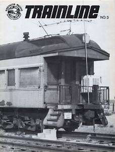 Trainline Issue 005 - reprint
