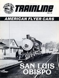 Trainline Issue 012 - reprint