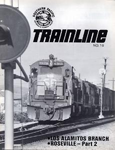 Trainline Issue 016 - reprint