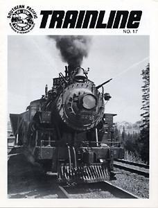 Trainline Issue 017 - reprint