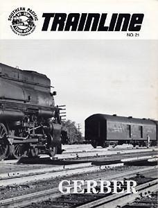 Trainline Issue 021 - reprint