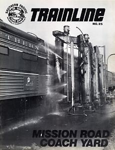 Trainline Issue 025 - reprint