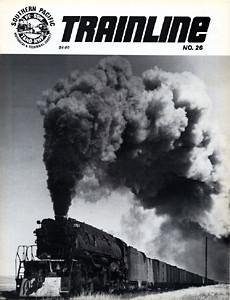 Trainline Issue 026 - reprint