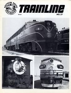 Trainline Issue 027 - reprint