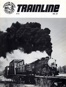 Trainline Issue 031 - reprint