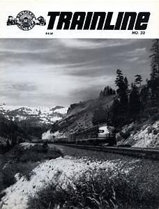 Trainline Issue 033 - reprint
