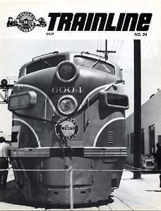 Trainline Issue 034 - reprint