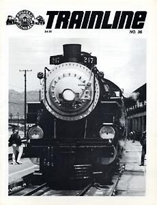 Trainline Issue 036 - reprint