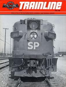 Trainline Issue 040 - reprint