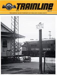 Trainline Issue 041 - reprint