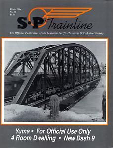 Trainline Issue 042 - reprint