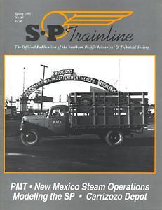 Trainline Issue 043 - reprint