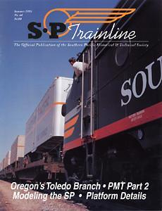 Trainline Issue 044 - reprint