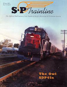 Trainline Issue 074