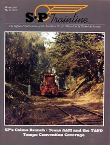 Trainline Issue 082 - reprint