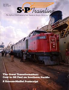 Trainline Issue 085 - reprint