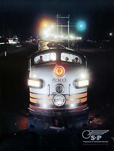 Southern Pacific Historical & Technical Society Poster