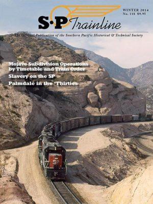 Trainline Issue 118