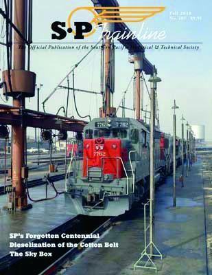 Trainline Issue 105