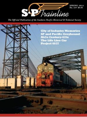 Trainline Issue 119