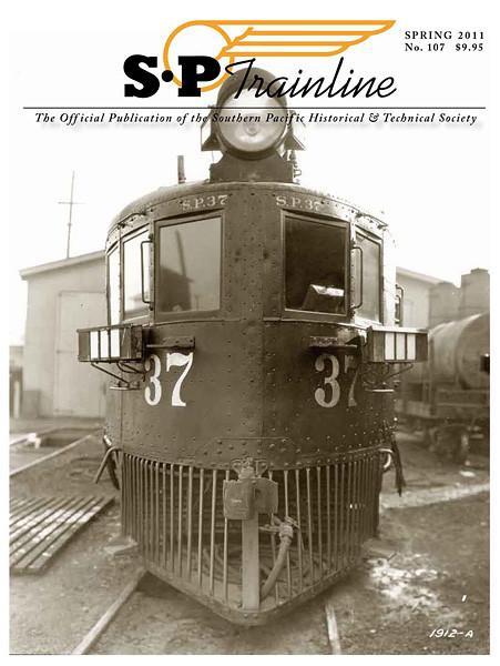 Trainline Issue 107