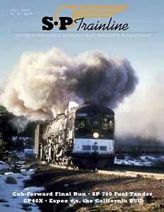 Trainline Issue 093 - reprint