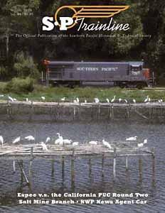 Trainline Issue 094 - reprint