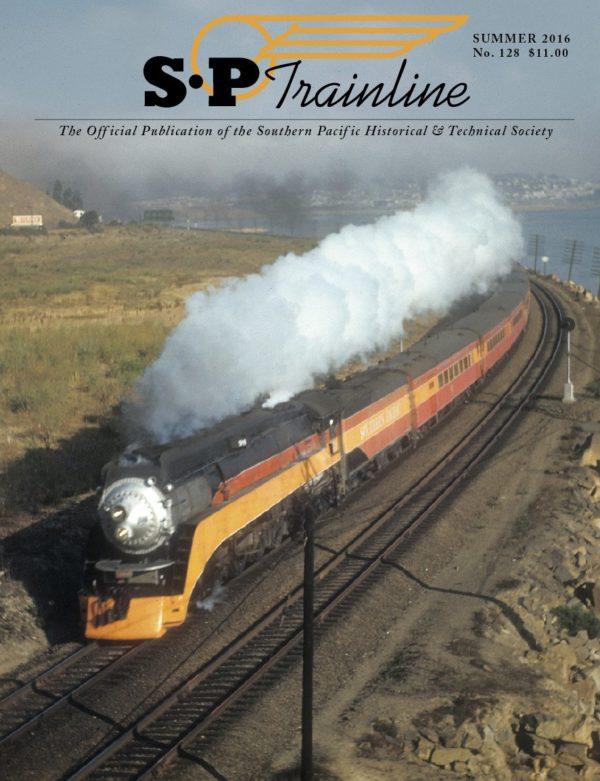 Trainline Issue 128