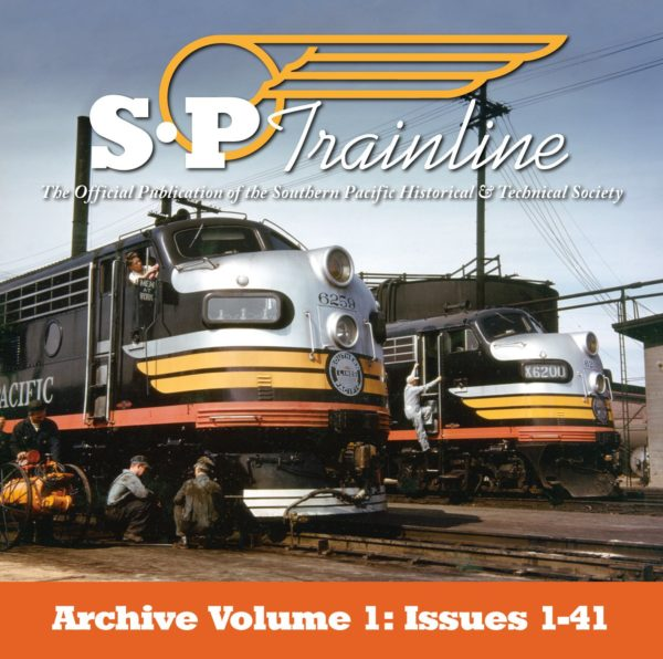 Trainline Archive Volume 1 CD (Issues 1-41)