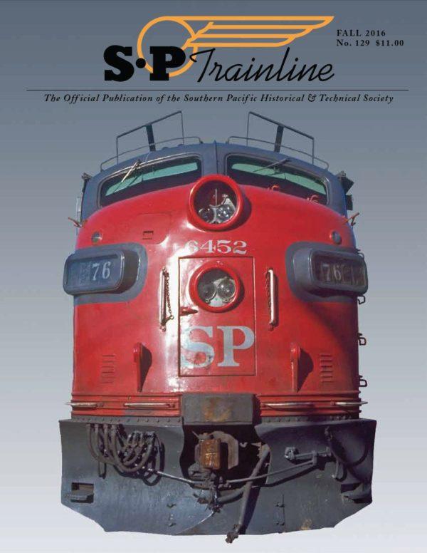 Trainline Issue 129