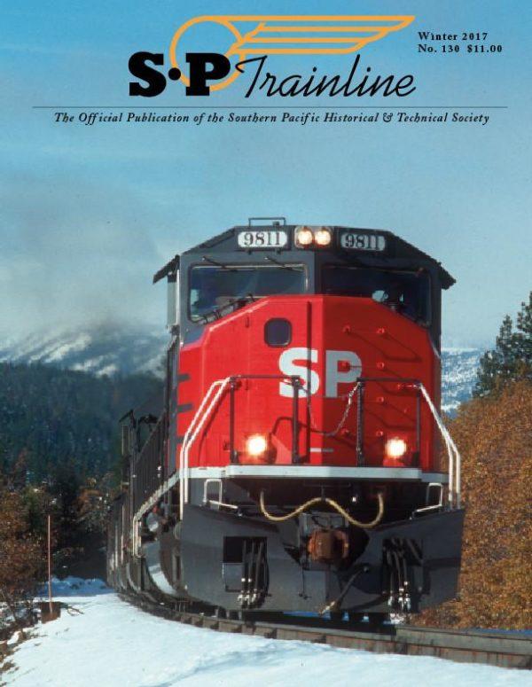 Trainline Issue 130