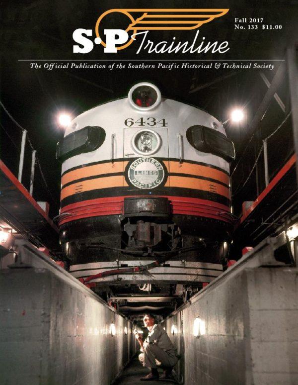 Trainline Issue 133