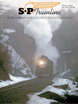Trainline Issue 134