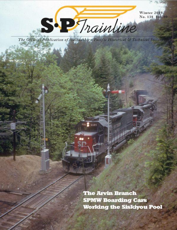 Trainline Issue 138