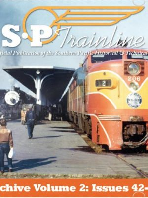 Trainline Archive Volume 2 - CD (Issues 42-80)