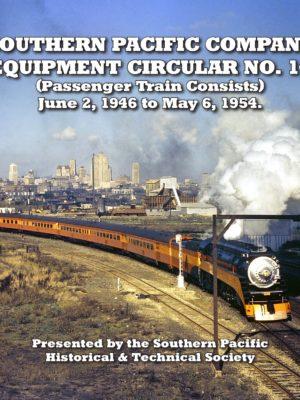 Southern Pacific Company Equipment Circular No. 14 (CD)