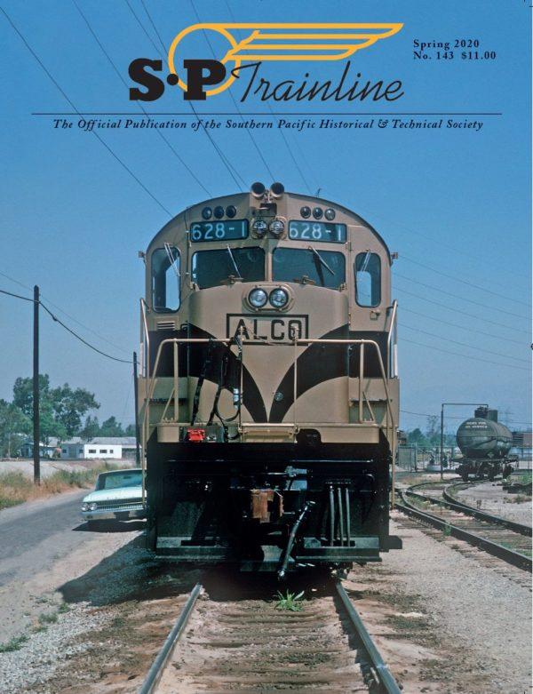 Trainline Issue 143