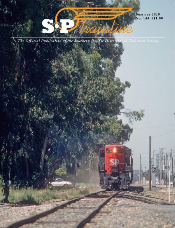 Trainline Issue 144